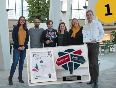 Woldring Gas Licht : Greenchoice ontvangt gaslicht award voor e keer op rij
