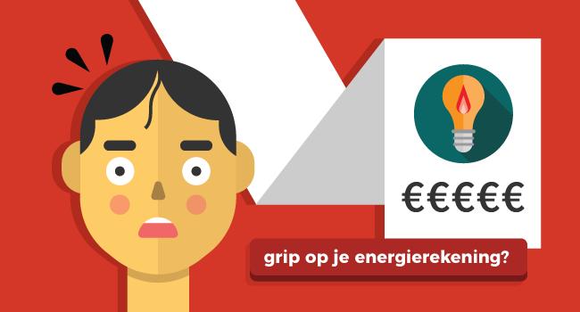 Grip op je energierekening?