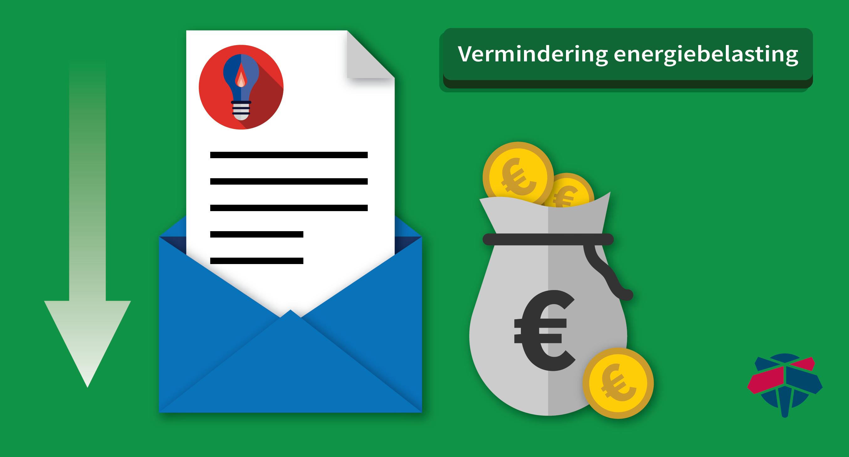 Vermindering energiebelasting