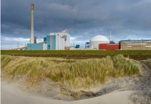 Kerncentrale Borssele levert 3% van de stroomproductie