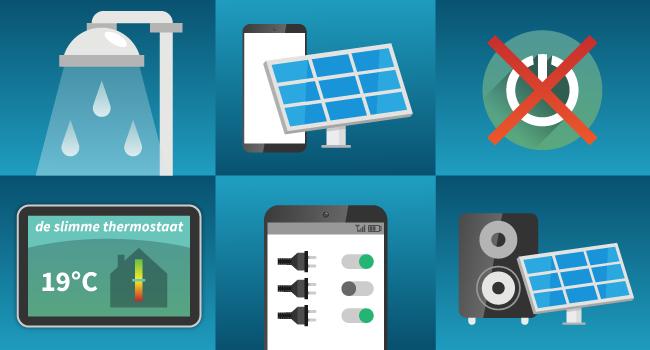 met deze gadgets kun je energie besparen