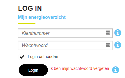 Innova Energie Online Omgeving