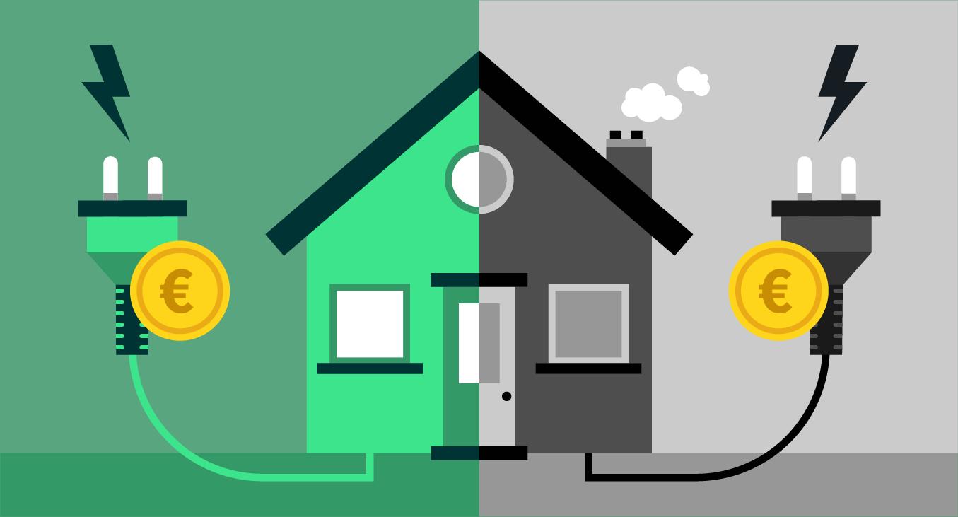 Wat is duurder: groene of grijze stroom?