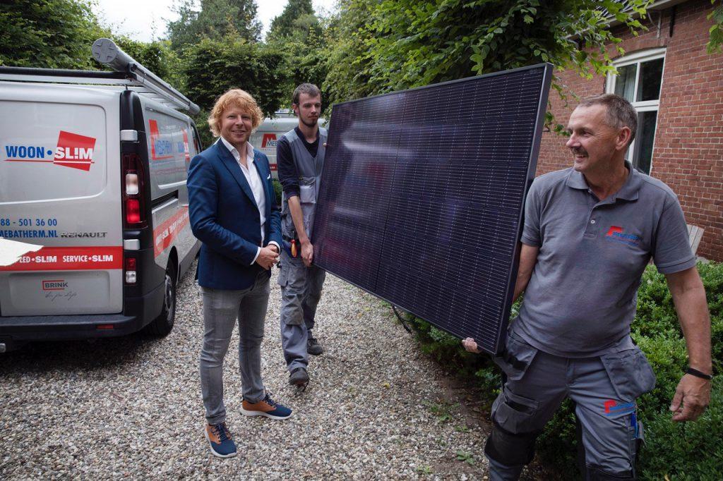 installatie zonnepanelen Bencom