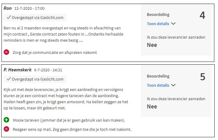 Review GreenNL